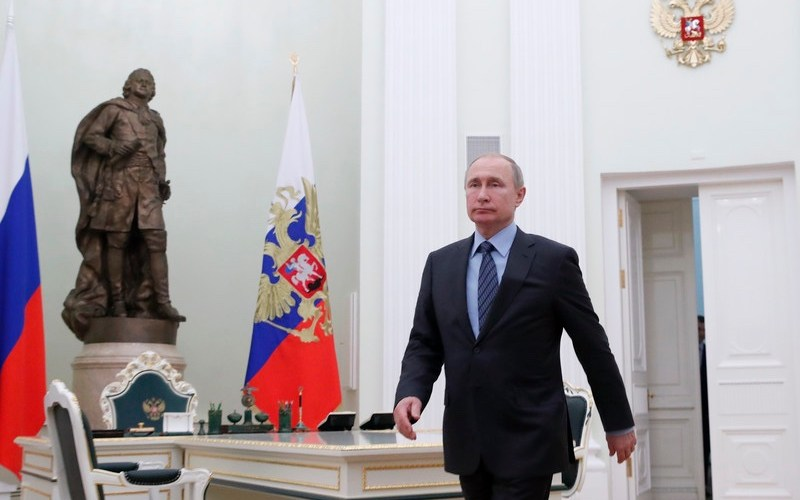 Putin announces Russia will abandon nuclear arms treaty – Nuclear missiles will only be is used if USA does so
