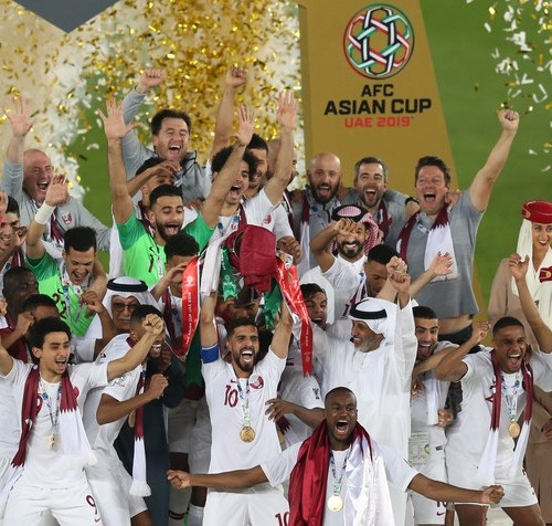 Celebration in Arab world as Qatar wins Asian Cup