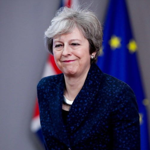 May responds to Corbyn's letter on Brexit (UPDATE)