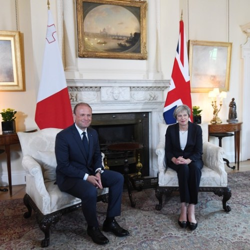 """""""If someone thinks the EU will give in to any sort of change in tack from what's being done so far, it's a mistake,"""" PM Muscat tells POLITICO"""