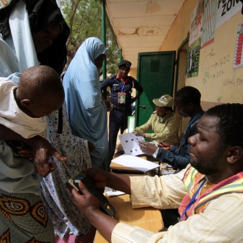 Nigeria's election relatively peaceful and calm