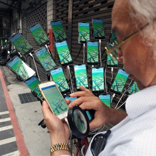 PHOTOSTORY: 22 cellphones to catch Pokemon