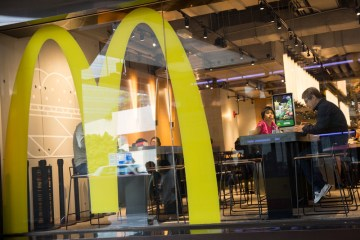 McDonald's big sales growth expected as worker crunch looms