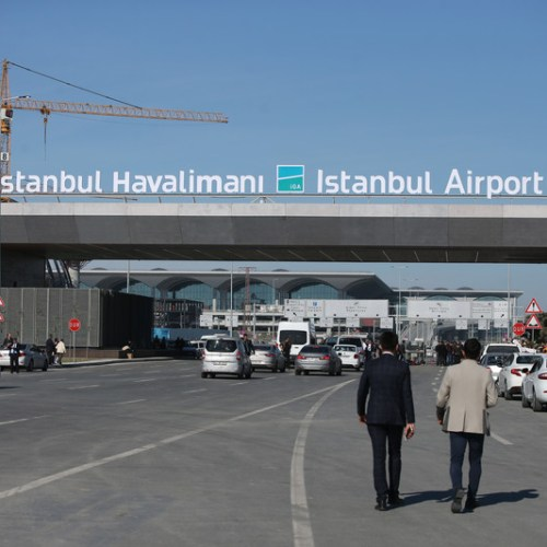 Istanbul's new airport to be fully operational in April
