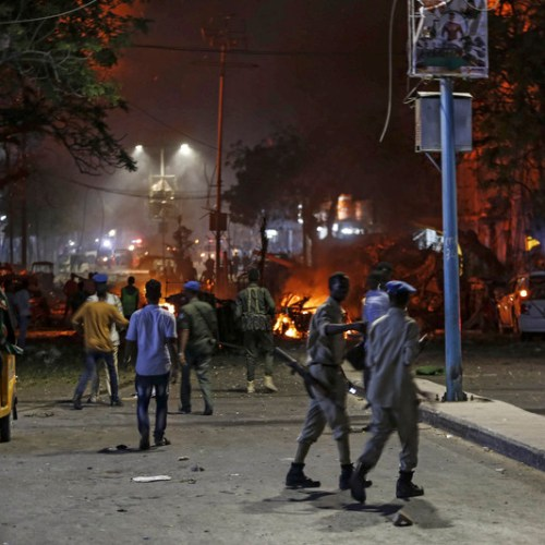 al-Shabaab claims responsibility for deadly attack in Mogadishu