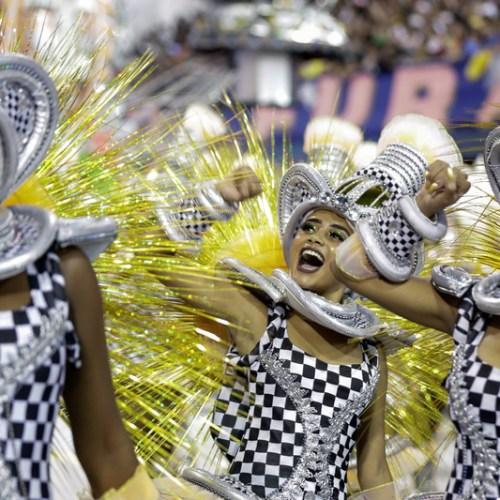 Pictorial Slideshow: Carnival in Brazil