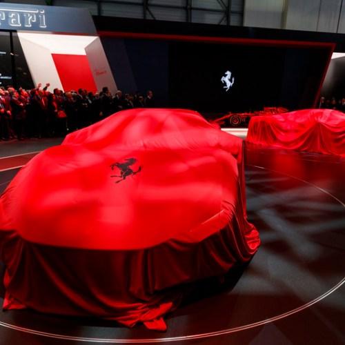 Photos: Ferrari F8 Triturbo launched at the 89th Geneva International Motor Show