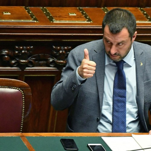 Salvini should be given Nobel Peace Prize – AFD