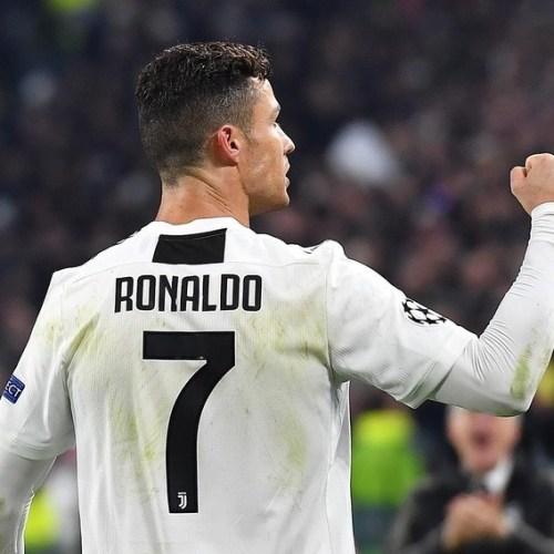 Ronaldo's winning hat-trick worth  €214 million on stock exchange