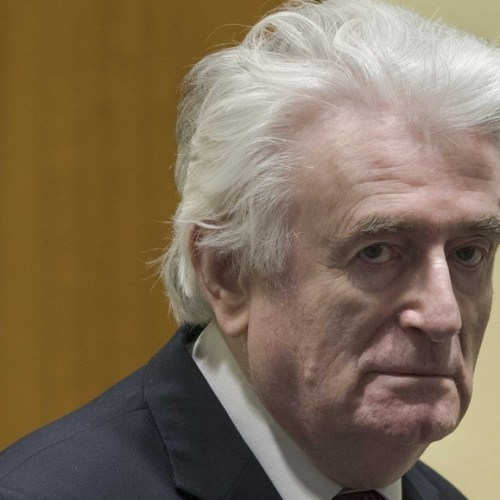 Karadzic has sentence increased to life in prison