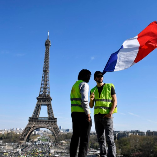 Yellow Vest movement – Six Months on
