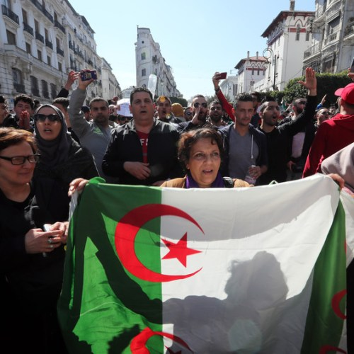 Over 180 people injured in Friday's anti-Bouteflika protests