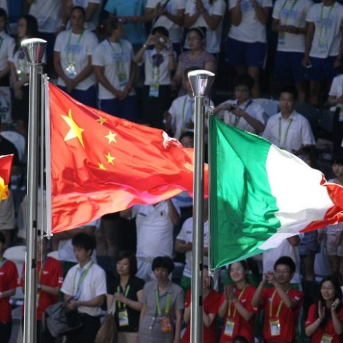 The EU and the US concerned following reports that Italy is close to signing up to China's Belt and Road initiative