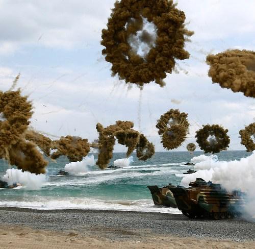 Seoul and Washington terminate large-scale war games in the Korean Peninsula
