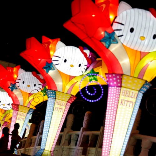 Movie debut for Hello Kitty