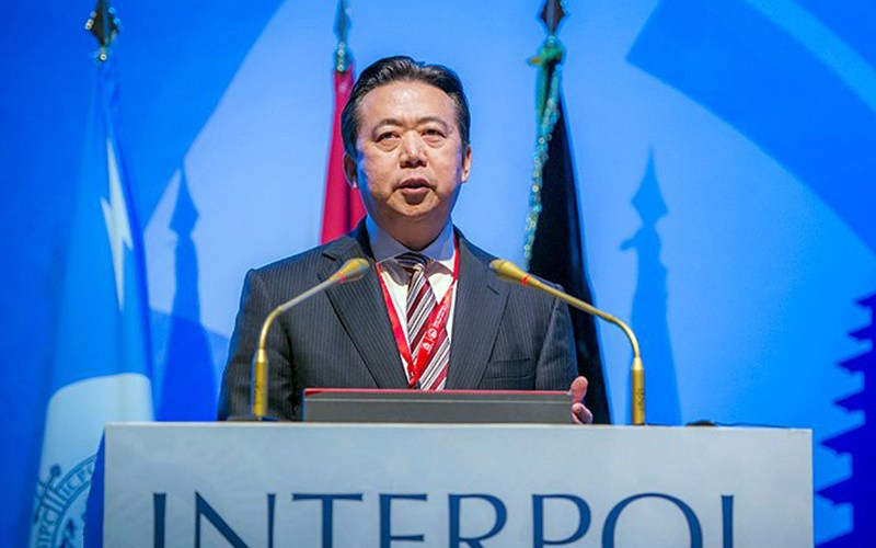 China to prosecute former Interpol chief