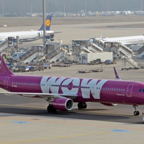 Iceland's Wow Air collapses and goes out of business
