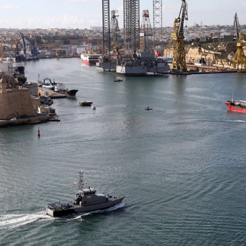 """Possible formation of  an """"anti-illegal immigration axis"""" between Malta and Italy"""