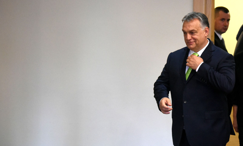 Orban indicates Fidesz may leave the EPP