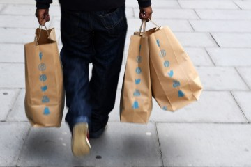 UK retail sales soared in March ahead of lockdown easing