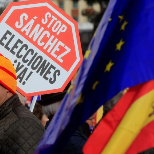 No party expected to win a majority in Spain's upcoming general election