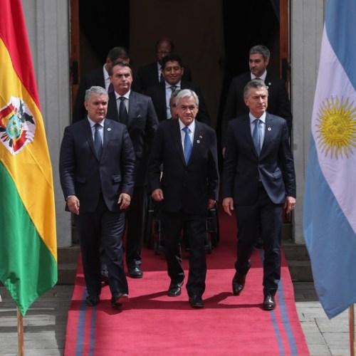 New regional bloc created in South American region
