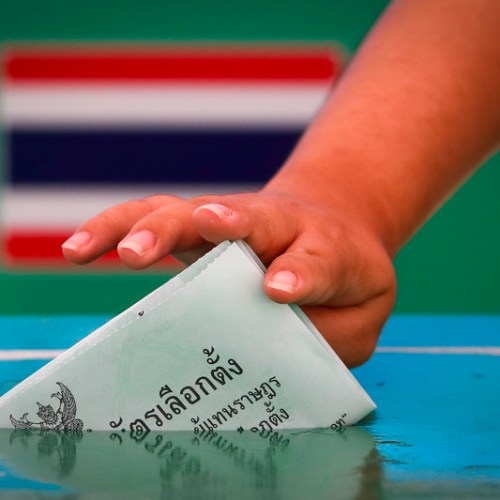 Thai voters cast ballots in first general election since 2014 coup