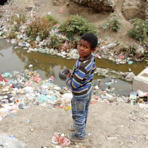 Photo Story – Cholera outbreak in Yemen