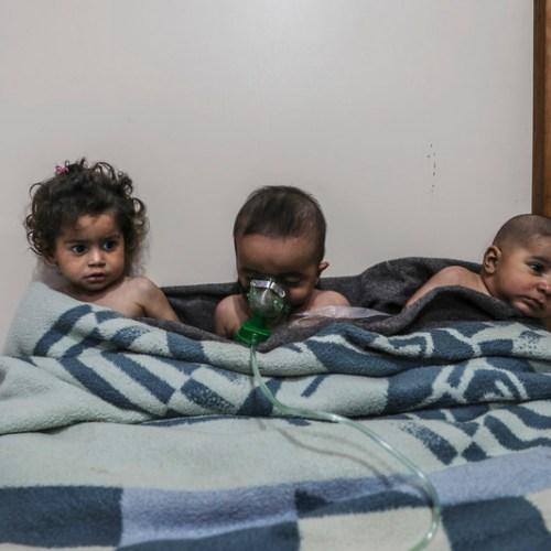 Photostory: Prestigious prize for EPA's staff photographer in Syria