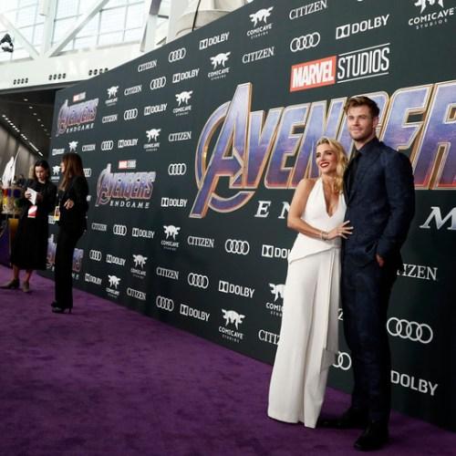 Slideshow: The premiere of 'Avengers: Endgame' in LA