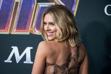 Disney resolves dispute with Scarlett Johansson over 'Black Widow' movie