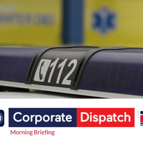 Corporate Dispatch Morning Briefing