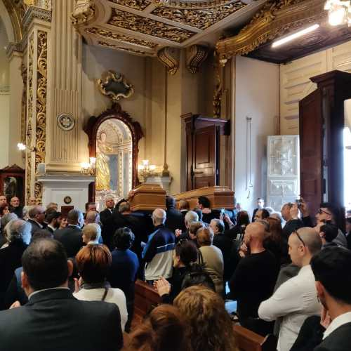 Funeral of mother and daughter killed in Mgarr road accident held in Zabbar
