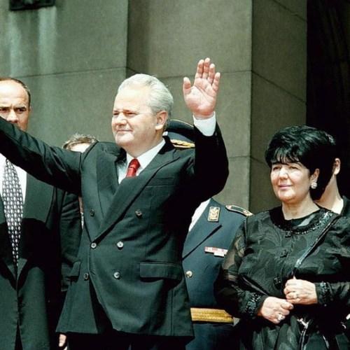 Widow of late Serbian President Slobodan Milosevic has died in Russia