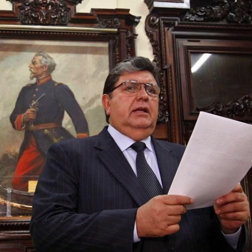 Peru's ex-president Alan Garcia dies after shooting himself (Updated)