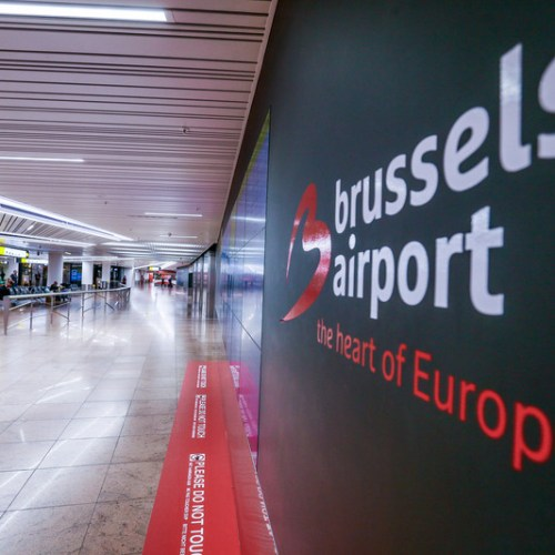 Another night of disruption at Brussels Airport
