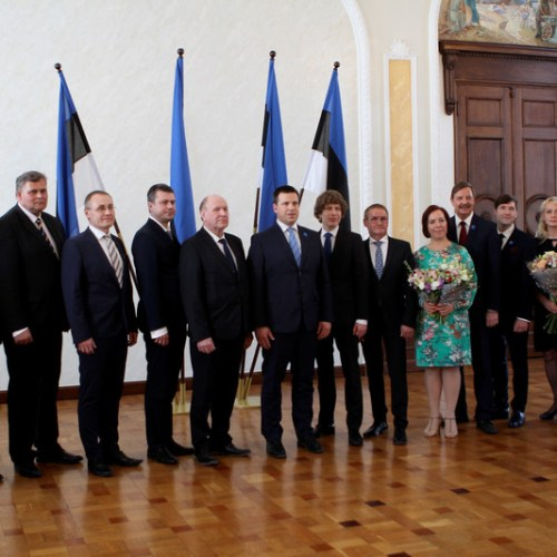 Anti-immigrant party enters Estonian Government