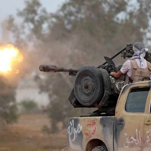 Over 510 dead, close to 2,500 injured since Tripoli clashes started