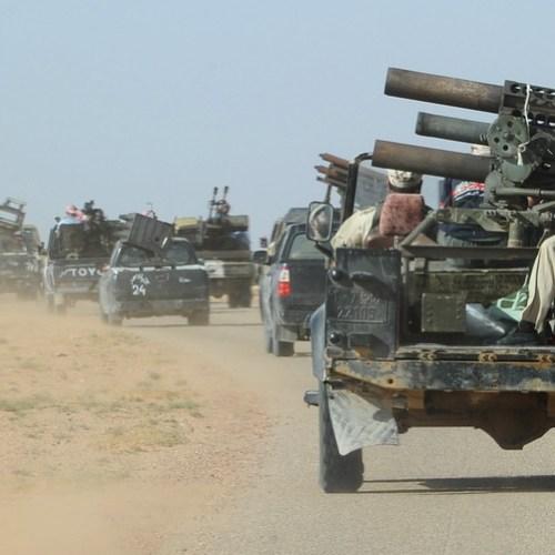'Extremist militias' control Libyan capital – UAE
