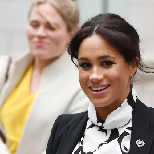 Duchess of Sussex has gone into labour