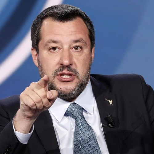 Salvini warns that Italy won't stand by if France blocks Libyan peace process