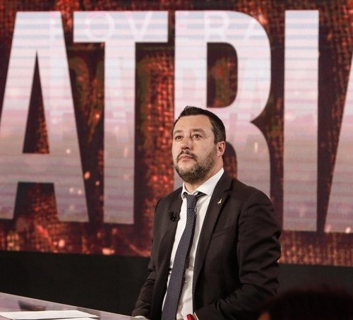 Far-right parties from around Europe meet in Milan