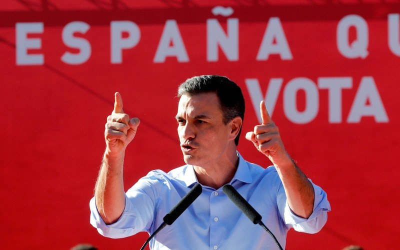 Regional election win boosts Spanish conservatives' ambitions