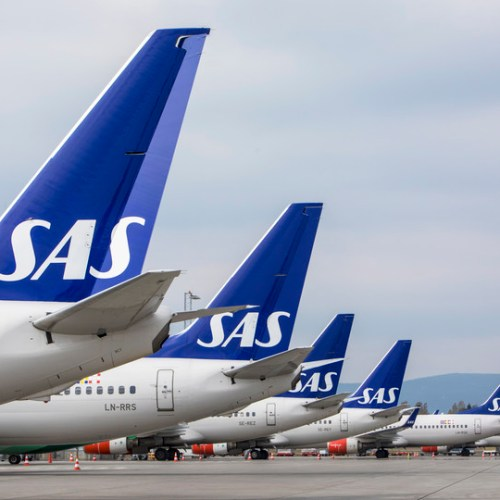 More SAS flight cancellations for Monday, Tuesday due to pilot strike