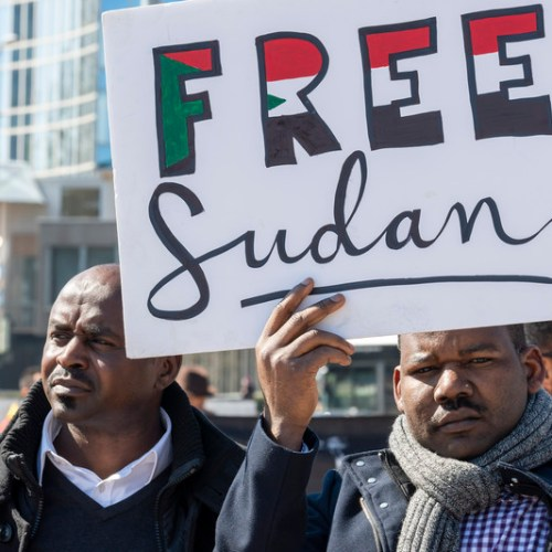 Expectations high of imminent regime change in Sudan