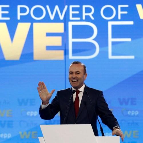 EPP leader Weber insists no EU membership for Turkey