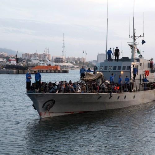 290 migrants rescued off eastern coast of Tripoli