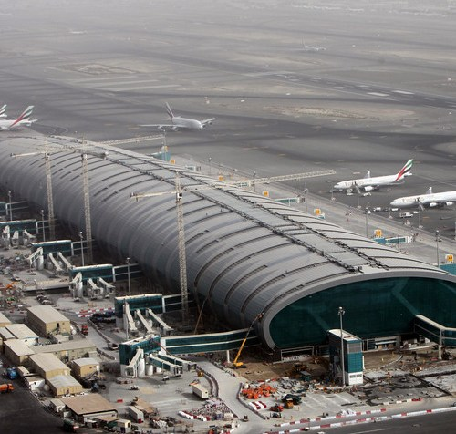 Three British persons and South African die after small plane crashed near Dubai Airport
