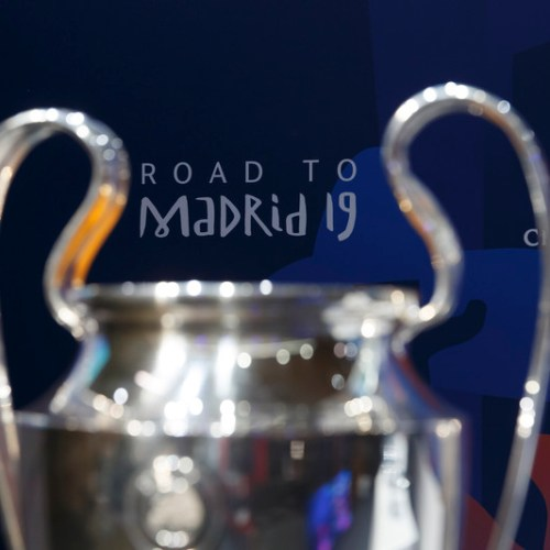 Champions League Draws Messi vs Ronaldo, Real Madrid vs Inter, PSG vs Man Utd and Bayern vs Atletico