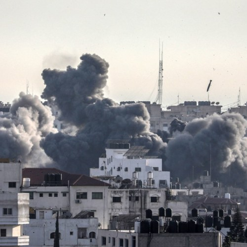 Egyptian-mediated ceasefire has been reached between Palestinians and Israel